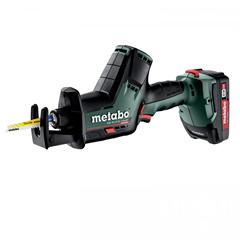 Metabo Accu reciprozaag 18 Volt SSE 18 LTX BL Compact  - Inclusief Accu. Lader en Koffer