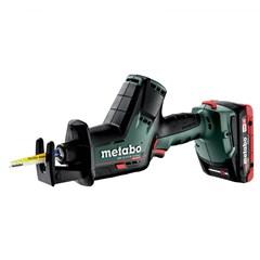 Metabo Accu Reciprozaag 18 Volt SSE 18 LTX BL Compact
