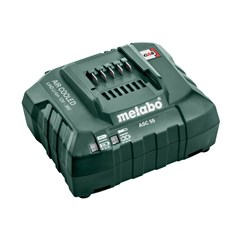 Metabo ASC 55 12-36V Air Cooled acculader