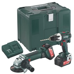 Metabo Combo Set 18 Volt 2.1.4