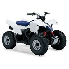 Suzuki ATV QuadSport Z90 Wit