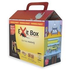 Bayer Exit-Box tegen Muizen