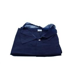 Overjas blauw disposable xxl