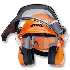 Stihl Combinatie Helmset G3000 Integra met Veiligheidsbril
