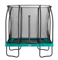Salta Trampoline Comfort Edition Groen - 153x214cm