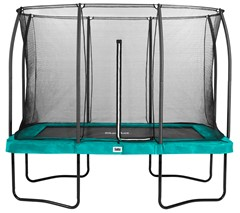 Salta Trampoline Comfort Edition Groen - 214x305cm