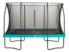 Salta Trampoline Comfort Edition Groen - 366x244cm