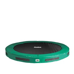 Salta Excellent Inground Trampoline Ø 305 cm, Groen
