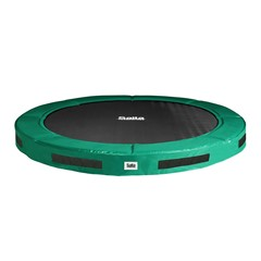 Salta Excellent Inground Trampoline Ø 366 cm, Groen