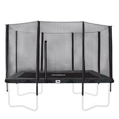 Salta Veiligheidsnet Premium Black Edition Rechthoekig 213 X 305 X 181 cm, Zwart