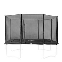 Salta Rechthoekig Veiligheidsnet 150 X 215 cm, Zwart