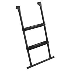 Salta - Trampoline Ladder 2 Treden Zwart - 98 x 52 cm