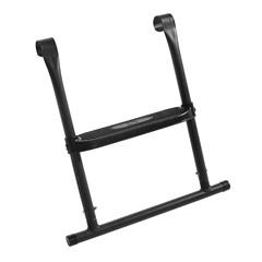 Salta Trampoline Ladder 1 Trede  55 X 52 cm, Zwart