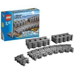 LEGO City 7499 - Flexibele Rails