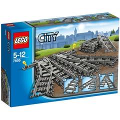 LEGO City 7895 - Wissels Set