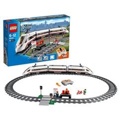 LEGO City 60051 - Hogesnelheidstrein