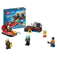 LEGO City 60106 - Brandweer Starterset