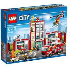 LEGO City 60110 - Brandweer Kazerne
