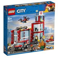 LEGO City 60215 - Brandweerkazerne