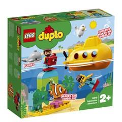 LEGO DUPLO 10910 - Avontuur met Onderzeeër