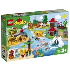 LEGO DUPLO 10907 - Dieren van de Wereld