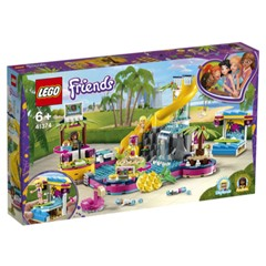 LEGO Friends 41374 - Andrea's Zwembadfeest