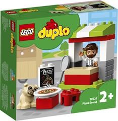 LEGO DUPLO Pizza-kraam - 10927