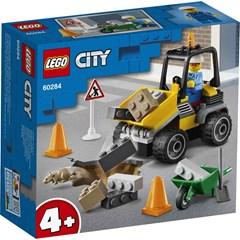LEGO City Wegenbouwtruck - 60284