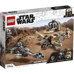 LEGO Star Wars Problemen op Tatooine - 75299