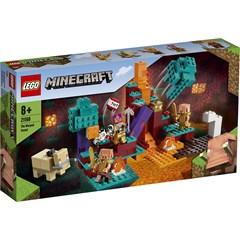 LEGO Minecraft Het verwrongen bos - 21168
