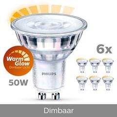 Philips Spot (dimbaar) Spot LED 5 W Blauw, Doorschijnend