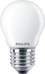 Philips Kaarslamp en kogellamp Globe LED 2,2 W Warm wit
