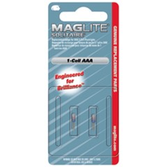Maglite Reservelampje Solitaire 1-Cell