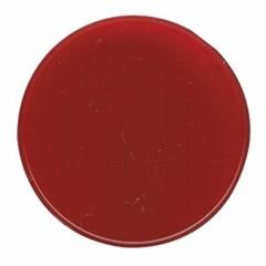 Maglite Mag.Lens Plexiglas 2XAA Rood