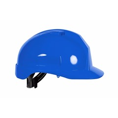 4Tecx Veiligheidshelm Polyethyleen 6P Blauw