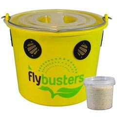Flybusters Vliegenemmer (incl. Lokstof)