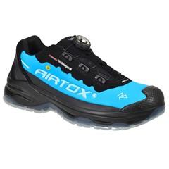 AIRTOX Werkschoenen TX22 S3 Zwart/Blauw