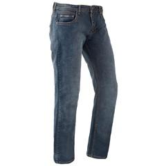 Bram's Paris Spijkerbroek Daan R12 Medium Blue Denim