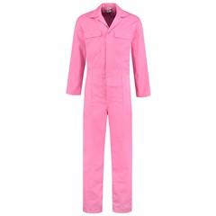 De Boer Polyester/Katoen Overall Roze