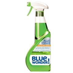 Blue Wonder Vloerreiniger Spray 750 ml