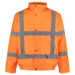 De Boer Hi-Vis Pilotjack RWS Oranje