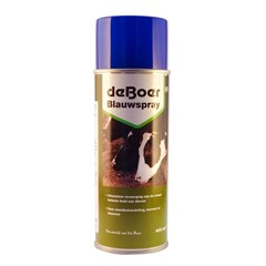 De Boer Blauwspray - 400 ML
