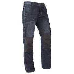 Bram's Paris Spijkerbroek Sander A82 Dark Blue