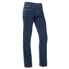 Bram's Paris Stretch Spijkerbroek Burt C54 Dark Blue