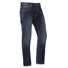 Bram's Paris Spijkerbroek Mike A82 Dark Blue