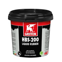 Vloeibaar rubber HBS-200 1 ltr.