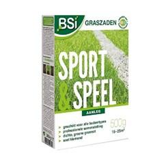 BSI Sport en Speel Graszaad