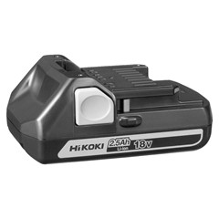 HiKOKI BSL1825 Li-ion Battery 2,5Ah 18Volt