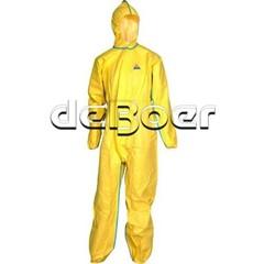 Kleenguard wegwerpoverall T45 geel