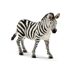 Schleich 14810 - Zebra Vrouwtje